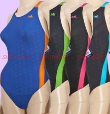 NWT YINGFA 995 SHARKSKIN RACING SWIMSUIT US MISS Sz2,4,6,8,10,12 FREE FLAT SHIP!
