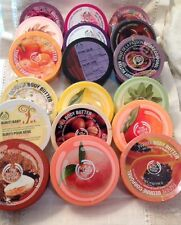 The Body Shop Body Butters Full Size 200ml  New~Over 45 Varieties~You Choose