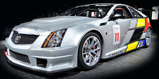Cadillac CTS-V CTSV Coupe World Challenge GT HD Poster Print multi sizes avail