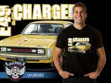 43E49 Valiant Charger T-Shirt - Mustard