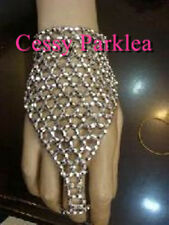 Belly Dance Bracelets Bangles Costume Jewelery Beads Rings