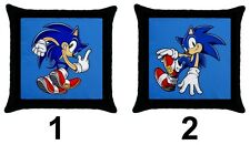 Sonic the Hedgehog 2 Sega Nintendo Wii Games Cotton Throw Pillow Case Cover