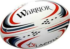 Warrior-Hi-Tech UltraPin Grip 4PLY Rugby Union OzTag Touch Match Ball Size 3,4&5