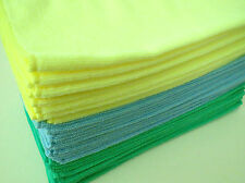 "264pcs 16""x16"" 230GSM Microfiber Cleaning Cloths & Towels"