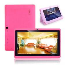 """7"""" Android 4.1 Capacitive 8GB tablet PC Pad 2 cameras with PU leather case New"""