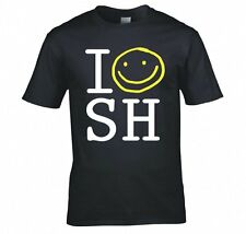 "SHERLOCK HOLMES ""GREAT GAME SMILEY FACE"" T SHIRT"