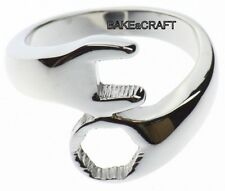 MENS STAINLESS STEEL WRENCH RING