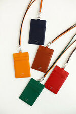 New Fishing in bag _ID Metro Card Holder Name Card Tag Long Neck Retrieval Strap