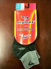 Drymax Lite Trail Running Quarter Crew Socks 1 Pair- All Sizes