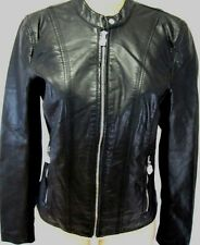 Kenneth Cole Reaction Women's Leather Jacket