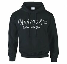 """PARAMORE """"STILL INTO YOU LOGO"""" HOODIE NEW"""