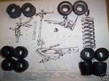 Austin A30 A35 A40 MG Midget SUSPENSION BUSH KIT