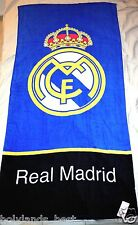 Beach Towel Real Madrid/ Barcelona/ Juventus/ Manchester United Football Club