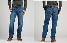 NWT LUCKY BRAND MEN'S JEANS 181 RELAXED STRAIGHT CLASSIC STRETCH