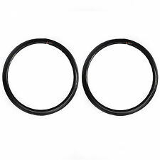 700C Full Carbon Bike Wheels 44mm Wheelset Light Bicycle Tubular Rims