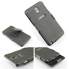 Holster Belt Clip Stand Case Protector Cover For iPhone Samsung Nexus Sony Phone