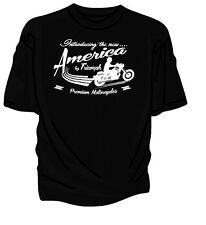 """Introducing The New"" America by Triumph Retro T-Shirt."