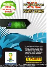 Adrenalyn XL Road to 2014 Fifa World Cup Brazil Choose from list  (BRASIL)