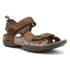 Clarks VELLUM SHORE Mens Beeswax Leather Open Toe Sport Sandals style#63581