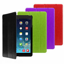 ULTRA THIN SMART MAGNETIC LEATHER CASE COVER FOR APPLE IPAD AIR