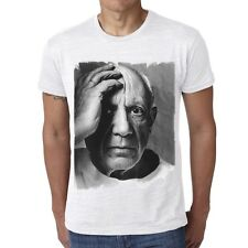 Pablo Picasso: T-shirt Homme ONE IN THE CITY