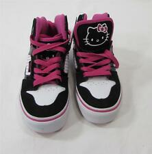 "NWB VANS ""HELLO KITTY"" GIRL'S HI TOP SNEAKERS IN GIRL'S SIZES 2.5, 6"