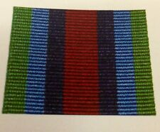 OSM Sierra Leone Full Size Medal Ribbon, Military, Army, Operational Service