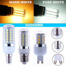 New G9 E14 E27 5W 6W 8W Warm Cool White SMD LED Spot Corn Light Bulb Lamp 110v