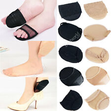 1 Pair Front Half Feet Cushion High Heel Shoe Insole Pads Foot Care Support