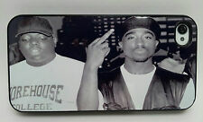 TUPAC BIGGIE NOTORIOUS BIG 2PAC SHAKUR FOR IPHONE 4 4S 5 5S 5C SKIN CASE COVER