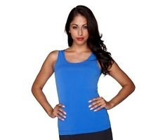 NEW Womens QVC Effortless Style Citiknits Slinky Travel Knit Tank Top HSN XS-3X