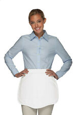 Daystar Apparel Aprons 1 Style 130 Two pocket scallop waist apron ~ Made in USA