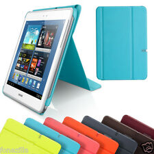 PU Leather Folding Folio Stand Case Cover For Samsung Note 10.1 P601 - 2014