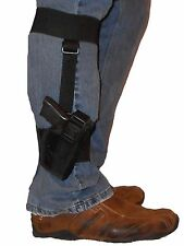 ANKLE HOLSTER Fits KEL TEC P32/P3AT WITH LASER New Concealment US GUN GEAR