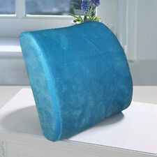 Memory Foam Lumbar / Back Cushion for Office, Home and Car