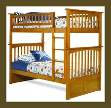 Bunk Beds for Kids - BunkBed Twin over Twin - Boys or Girls