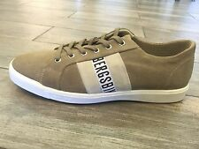 Dirk Bikkembergs Mens Shoes Fashion Sneakers Suede BKE107094 - New In Box