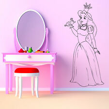 Princess and The Frog Wall Sticker Children's Wall Decal Art