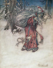 Arthur Rackham BOOK OF PICTURES 1913 Ref 18 PRINT A4 or A5 Size Unframed