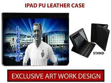 NAT LOFTHOUSE - BOLTON WANDERERS LEGEND UNOFFICIAL IPAD LEATHER CASE