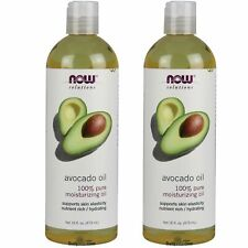 2 x Bottles NOW FOODS 100% Pure & Natural Essential Oil 16 oz FRESH Made In USA