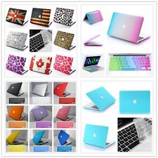 "Colorful Rubberized Hard Case Keyboard Cover for Macbook Pro 13""/15"" inch Retina"