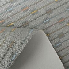 OFFICIAL VW TRANSPORTER VAN CAR SEAT GREY SCRIM FOAM SEATING INCA INKA FABRIC