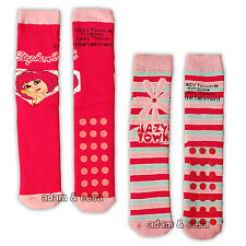 OFFICIALLY LICENSED LAZY TOWN CARTOON SLIPPER GRIP SOCK SINGLE PAIR OR LOT OF 4