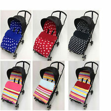 UNIVERSAL BUGABOO BEE PLUS FIT PATTERN FOOTMUFF /COSY TOES. BUGGY/PUSHCHAIR/PRAM