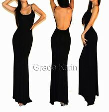 Backless 2014 Sexy Womens Summer Long maxi Slim Fit Bodycon Party Clubwear Dress