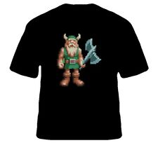 Golden Axe Dwarf SEGA Classic Video Game T Shirt
