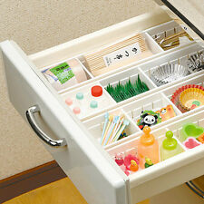 Kitchen Utensil Cutlery Cabinet Drawer Cutlery Organizer Storage Box Free Ship