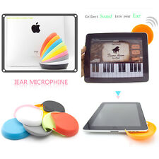 Mini Portable Sound Collect Volume Enhancer Amplifier Loud-Speaker For iPad 3/2