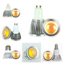 Dimmable E27 E14 MR16 GU10 LED COB light lamp Spot Ceiling Down bulb 6W 9W 12W